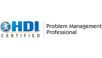 Problem Management Professional 2 Days Training in Kelowna