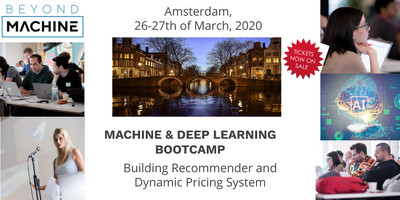 Machine Learning & Deep Learning Bootcamp: Building...
