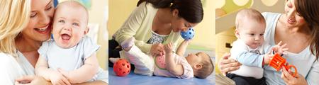 Sensory Baby Play Taster Sessions at Gymboree...