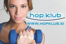 HOP KLUB Novo mesto logo