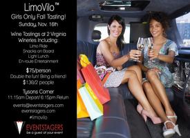 Girls Only! LimoVilo - Fall Wine Tasting