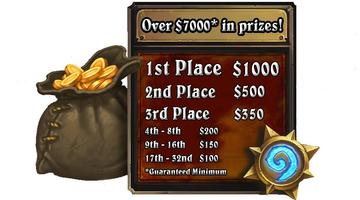 Hearthstone Qualifier - HSQ1611141