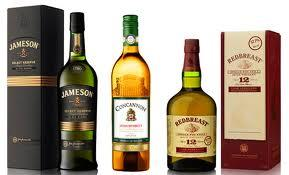 St. Patrick's Day Irish Whiskey Tasting