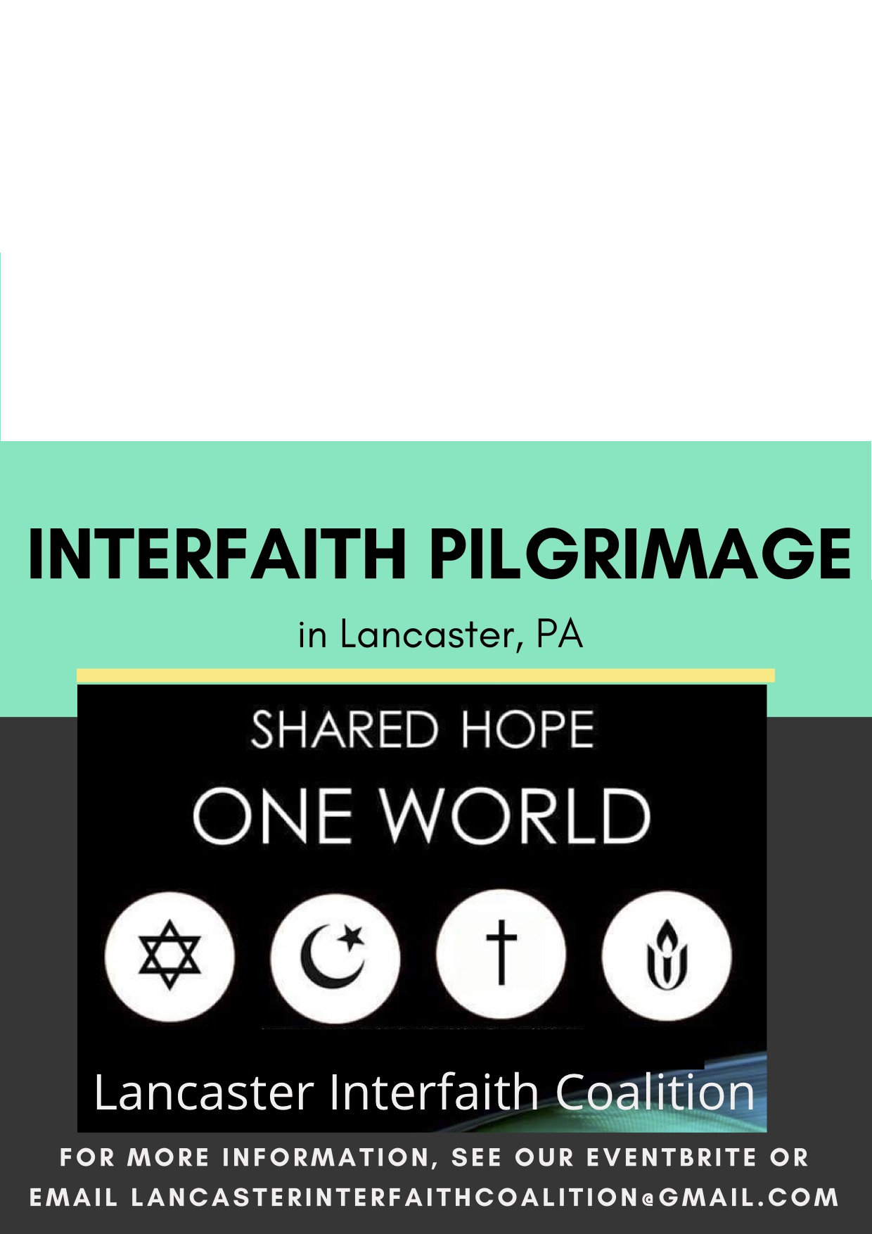 Interfaith Pilgrimage in Our Own Backyards