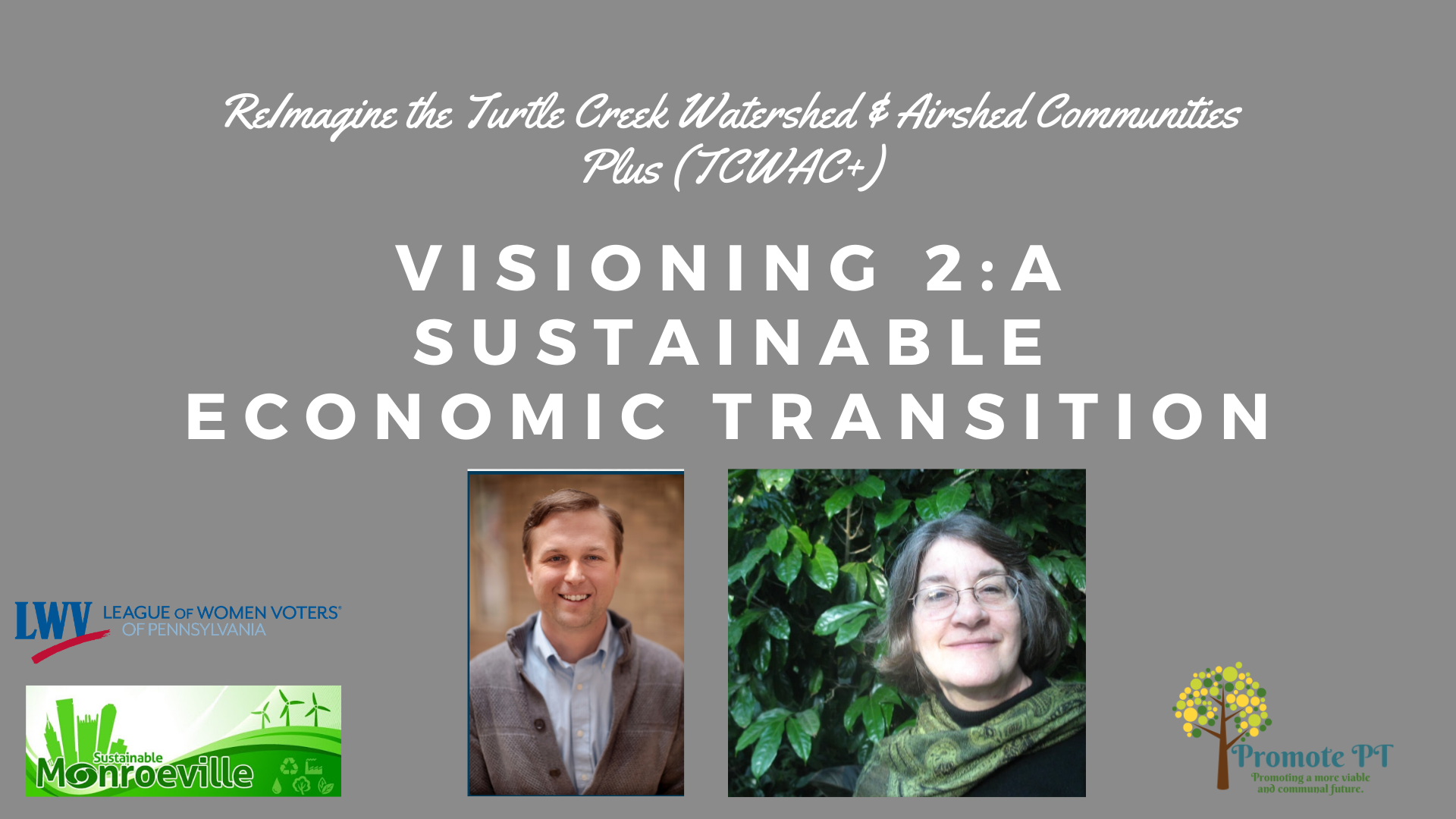 Visioning 2: A Sustainable Economic Transition