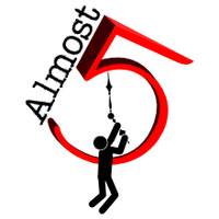 """Almost 5 - """"An Office Life (Circus) Story"""""""