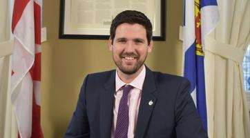 Antigonish Chamber of Commerce Breakfast Connects: MP...