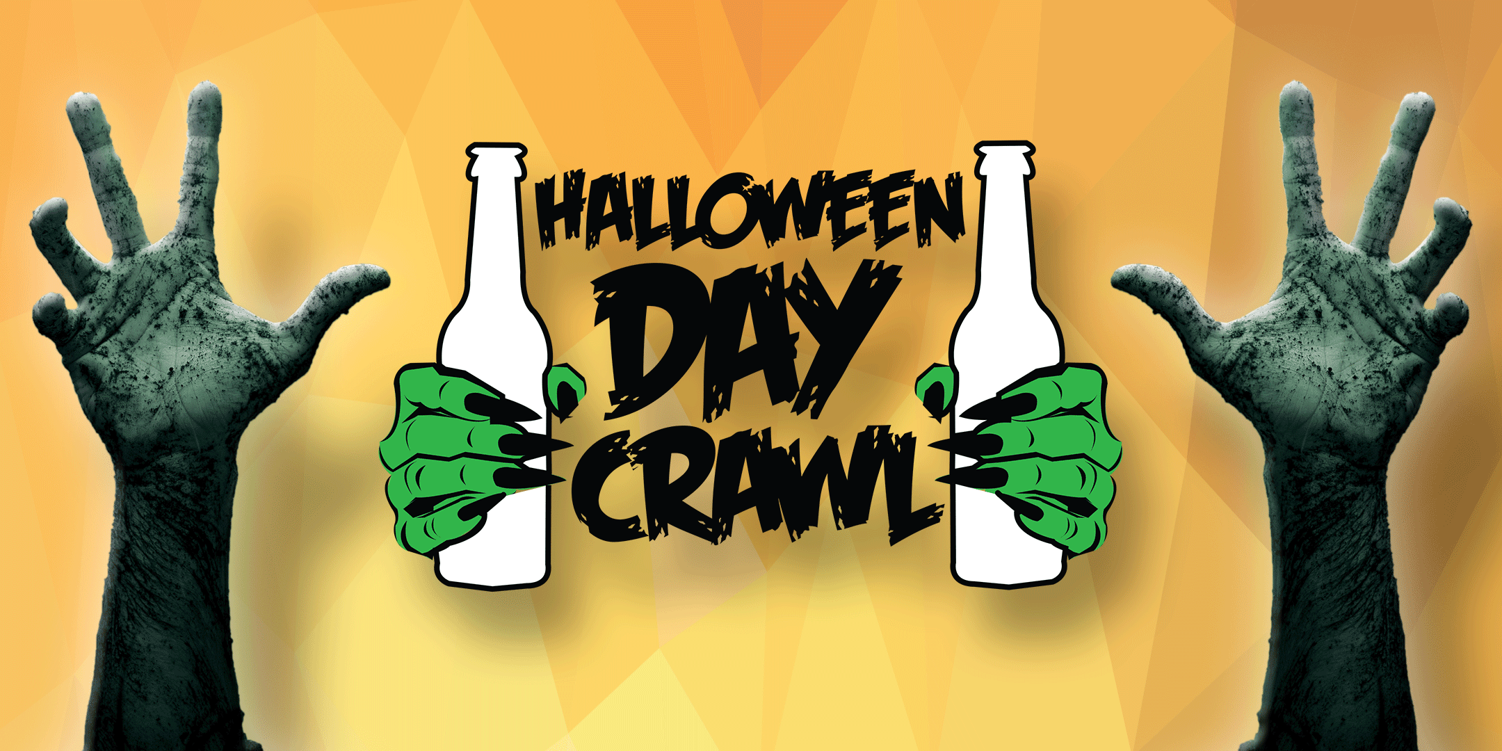 Fireball Halloween Bottle October 2020 Halloween DAY Crawl   Sat. Oct. 31st in River North   Chicago   31