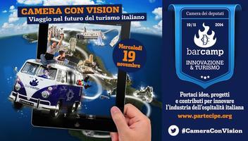 #CameraConVision - Barcamp Innovazione&Turismo...