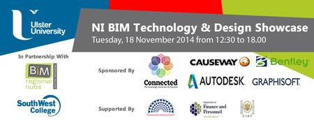 NI BIM Technology & Design Showcase - Belfast