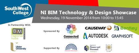 NI BIM Technology & Design Showcase - Omagh