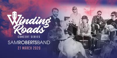 Winding Roads Live with Sam Roberts