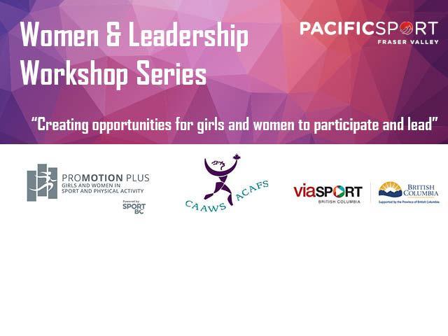 CAAWS Women & Leadership Workshop Series