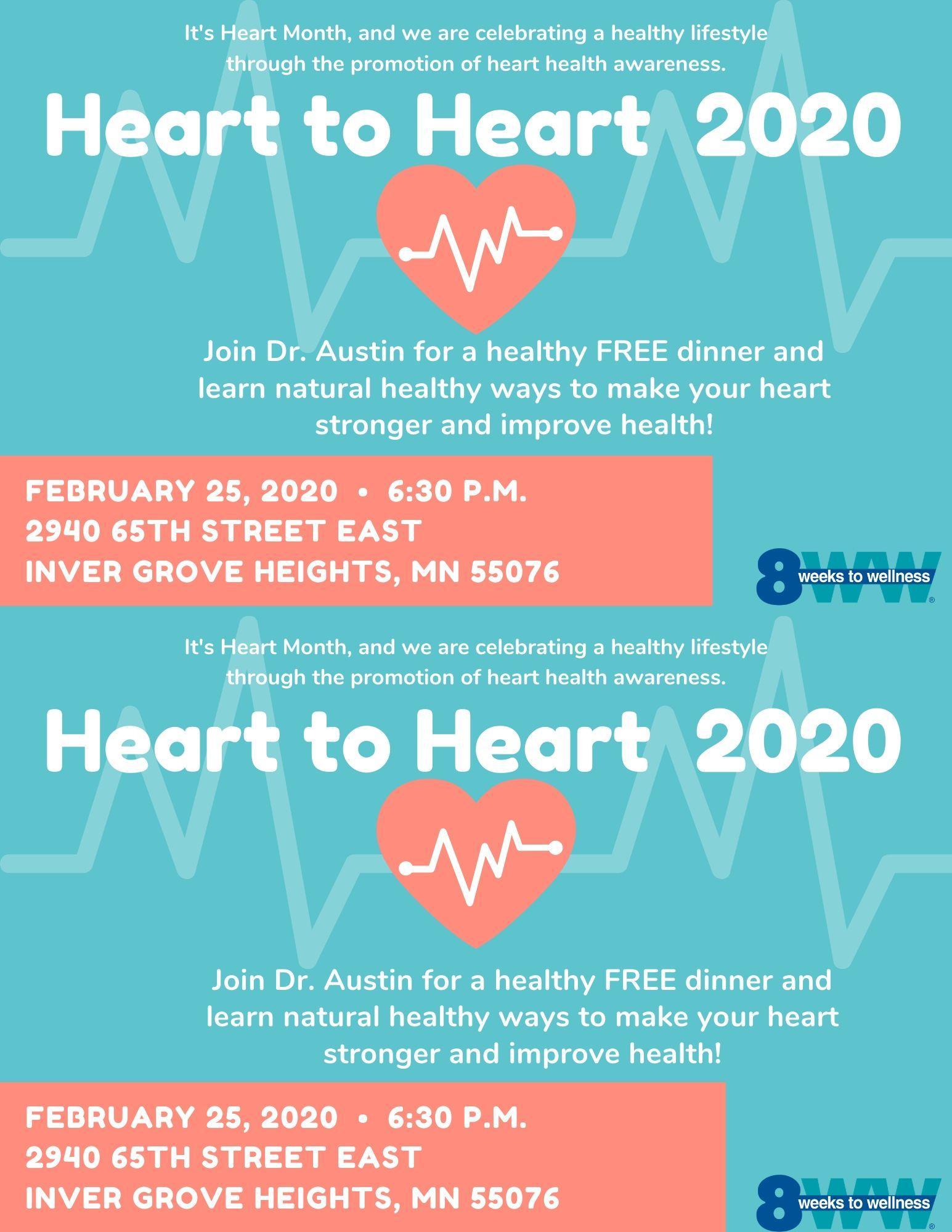 Heart to Heart 2020