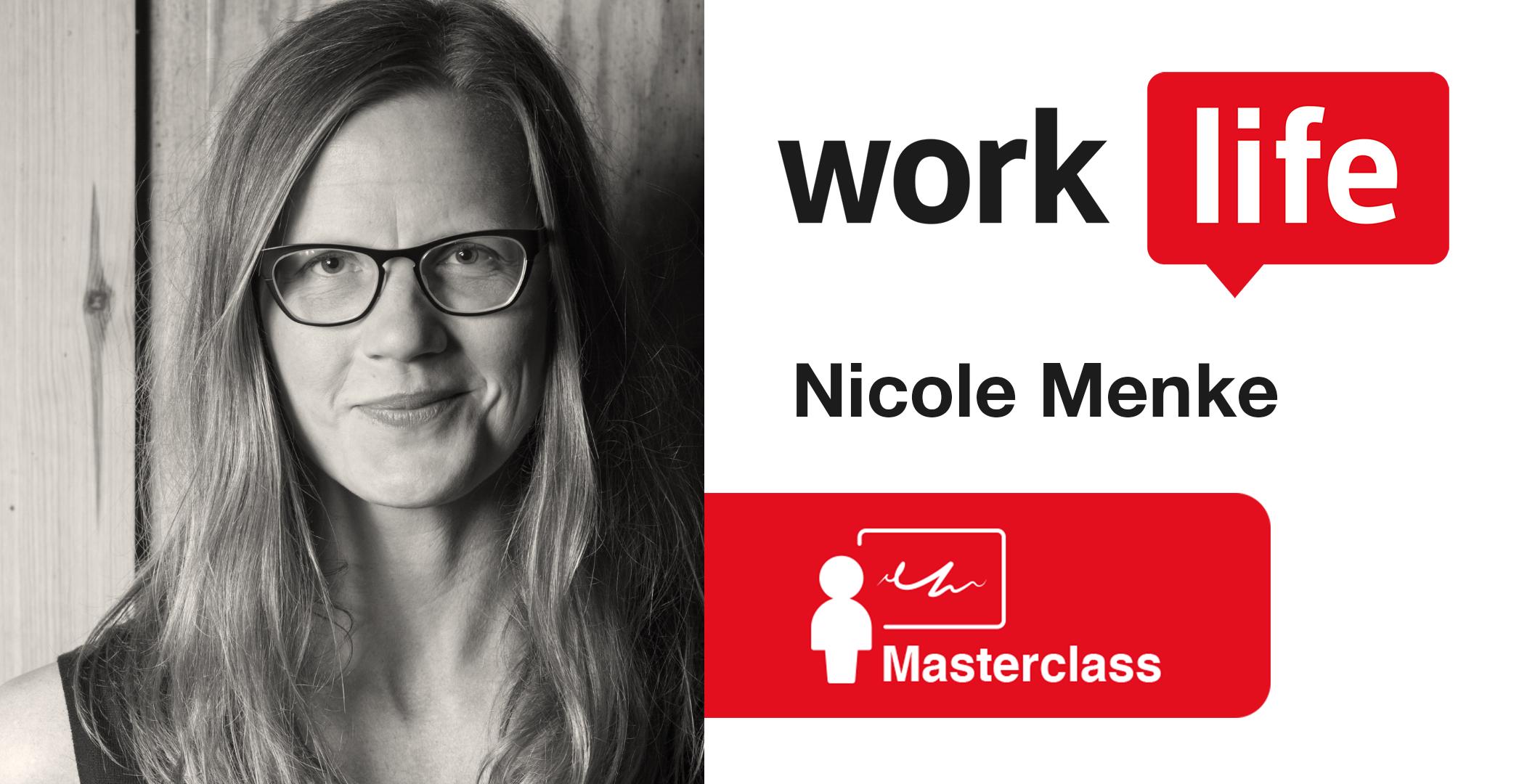 Führen heißt Fragen - mit Nicole Menke
