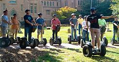 Charlotte Segway Tours Benefits Joedance Film Festival