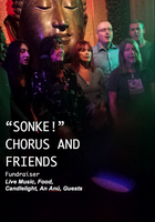 Sonke Multicultural community choir and Friends, Live...