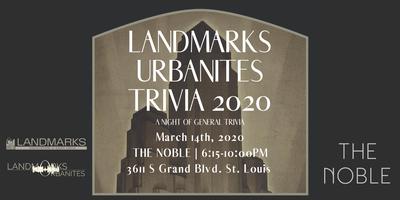 Urbanites Trivia 2020