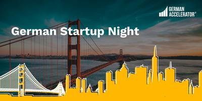 CANCELLED: German Startup Night