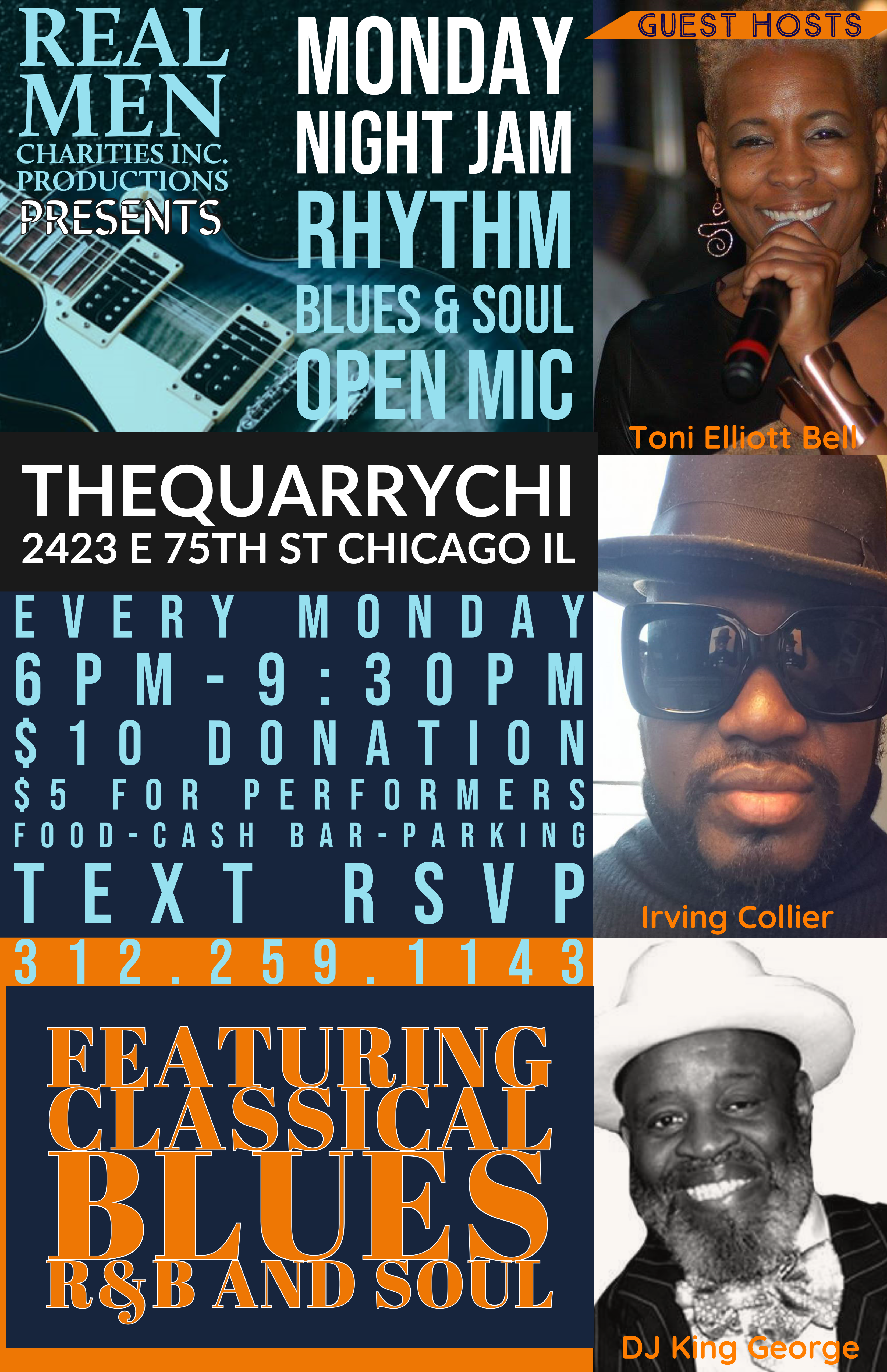 Music Event in Chicago