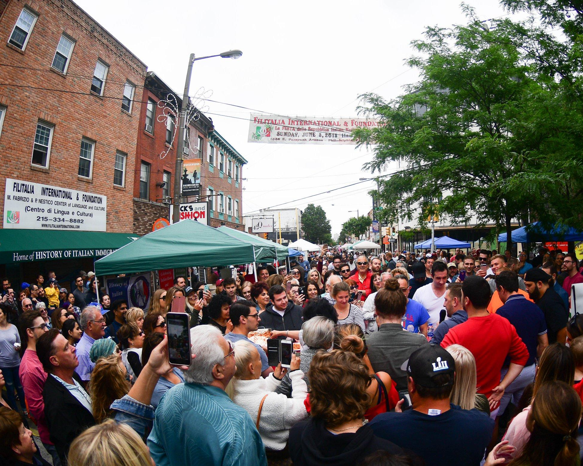 La Festa Street Festival - Committee Volunteers Needed