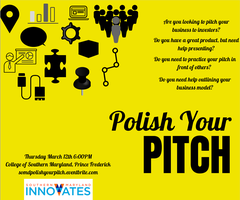 Southern Maryland Innovates Presents: Polish your...