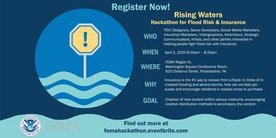 Rising Waters - FEMA Hackathon for Flood Risk &...