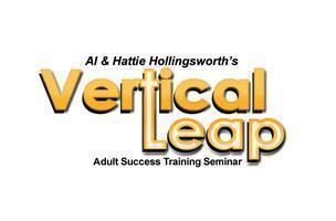 Vertical Leap Adult Leadership Training are on- Aug 8...