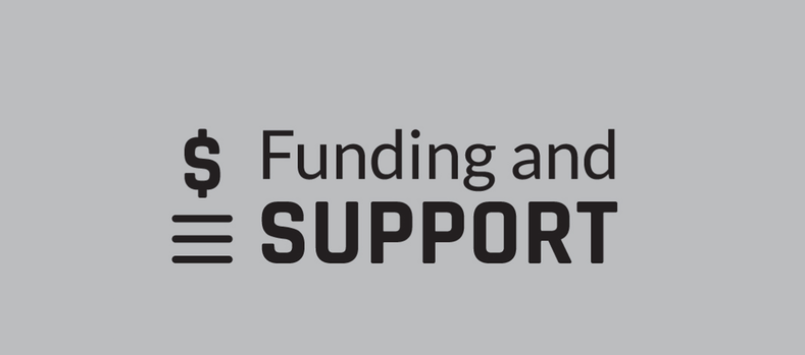 Funding & Support | IDEaS