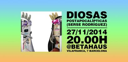 Pop-up Exhibition: Diosas Postapocalíticas