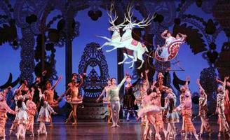 CEAA @ New York City Ballet: The Nutcracker 2014