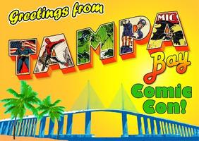 Tampa Bay Comic Con - July 31-August 2, 2015