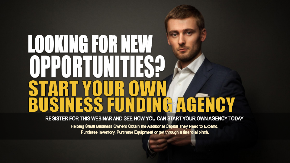 Start your Own Business Funding Agency Baltimore MD