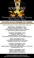 2014 Metro Atlanta Founders' Day Weekend - Phi Alpha...
