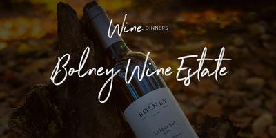Wine Dinner - Bolney Wine Estate