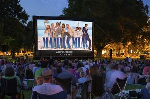 Mamma Mia! ABBA Outdoor Cinema Experience at Gawsworth...