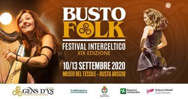 Bustofolk 2020 Festival Interceltico