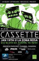 Cazzette @ La Zona Rosa