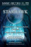 Starhawk 2014 Climate Workshop & Winter's Dream Ritual