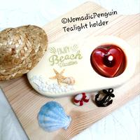 Tealight and Clay Holder workshop