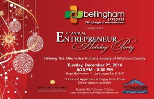 4th Annual Entrepreneur Holiday Party