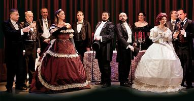 I Virtuosi dell'opera di Roma - La Traviata at St.Paul...