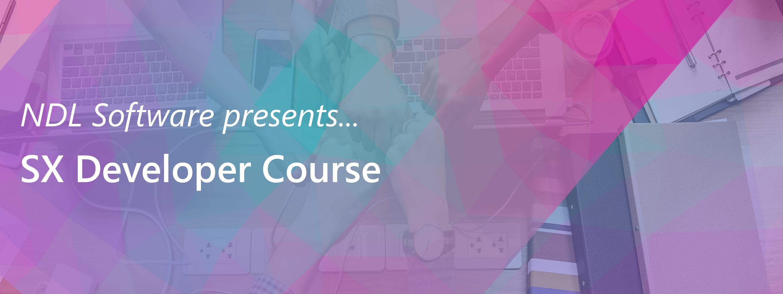 SX Developer Course (Yorkshire)