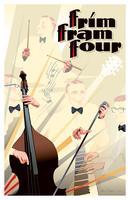 Thanksgiving Swing Weekend w/ the Frim Fram 4