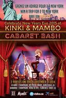 New Years Eve 'Cabaret Bash'