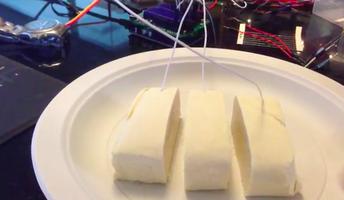 Tofu Piano with Arduino