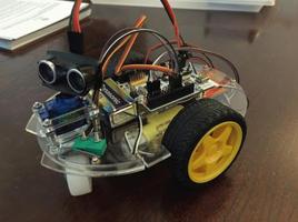 Build an Arduino-controlled 2WD Robotic Car