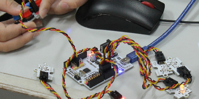 Arduino from Scratch with Scratch for Arduino