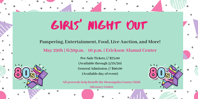 Girls' Night Out 2020: 80's Night