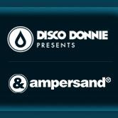 Disco Donnie Presents and Ampersand Events  logo